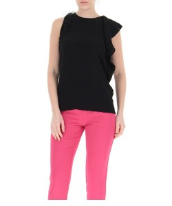 Blusa SILVIAN HEACH AWATER PGP21632TO Nera